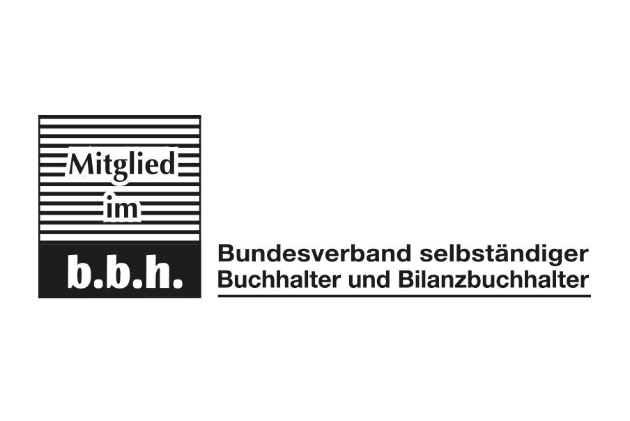 logo b.b.h. Bundesverband selbständiger Buchhalter und Bilanzbuchhalter e.V.